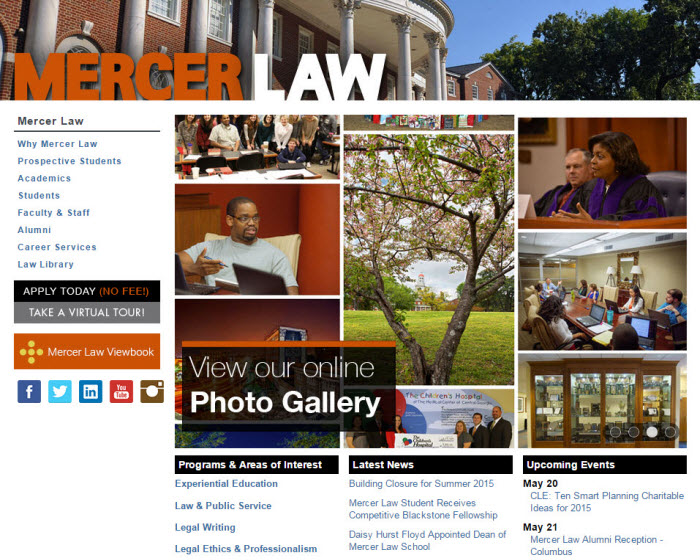 Mercer University Walter F. George School of Law